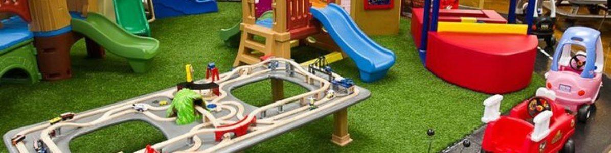 Playground Interno: como montar, escolher brinquedos e muito mais
