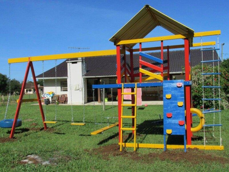 playground para jardim
