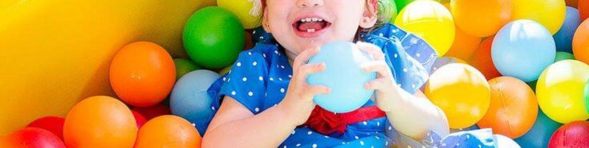 Piscina de Bolinha para Bebê: escolha os melhores modelos