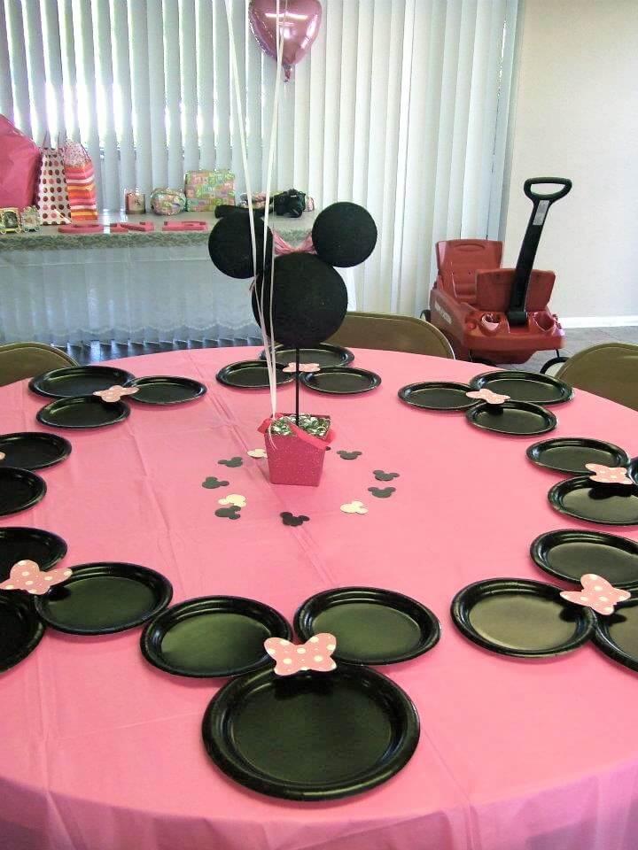 pratinhos decorados para festa infantil