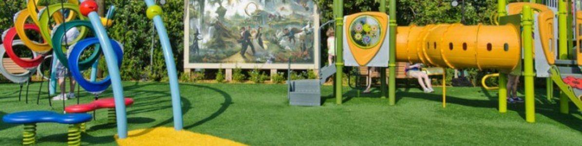 Como montar um playground em condomínios ou creches