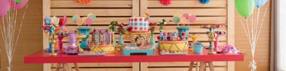 Como fazer decoração de festa infantil
