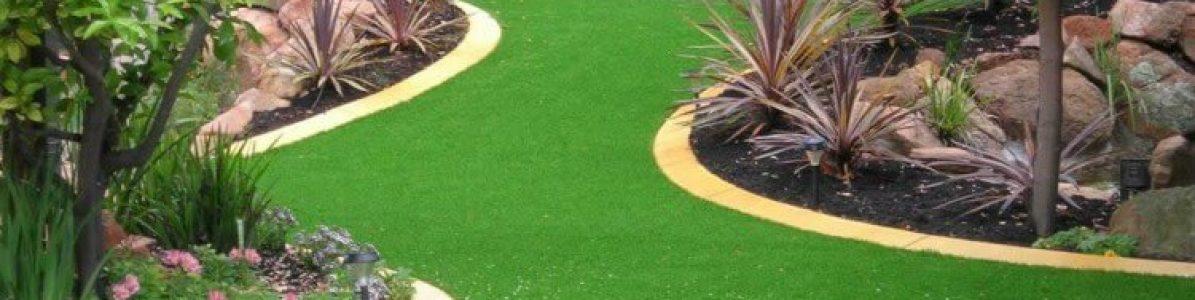 Qual a melhor grama sintética para jardim?