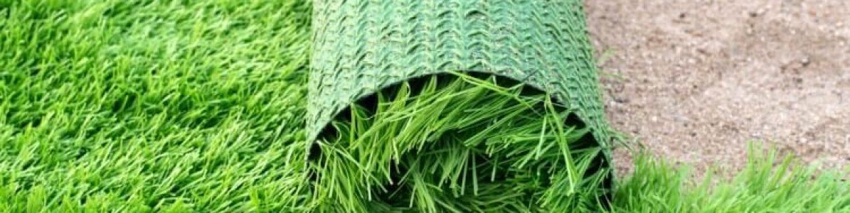 Como instalar grama sintética na terra