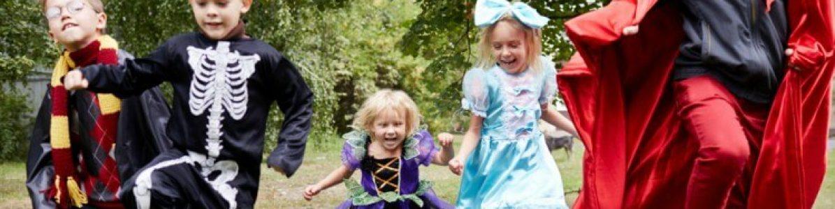 7 brincadeiras para festa de Halloween infantil