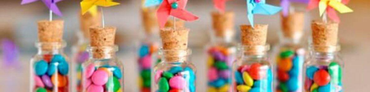 Lembrancinhas de festa infantil: 5 ideias para fazer em casa