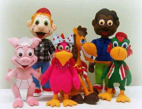 brinquedos como lembrancinha de festa de criança