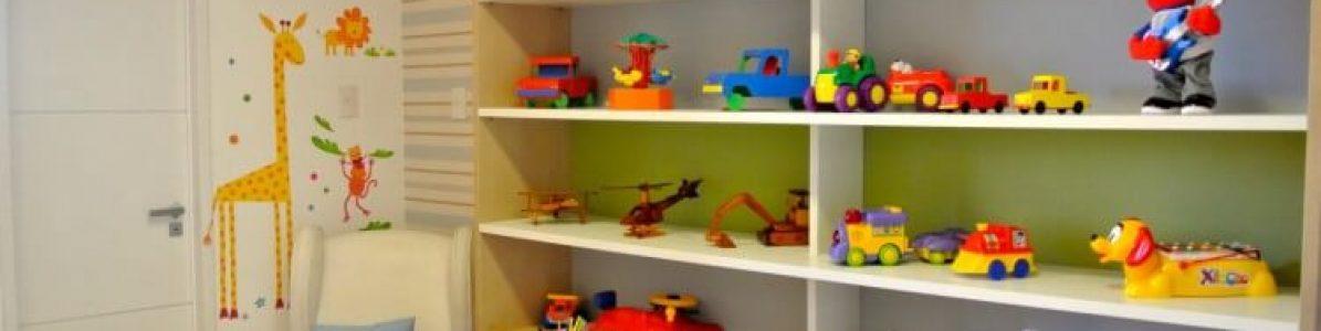 Como organizar brinquedos em prateleiras: 5 dicas úteis para por em prática!