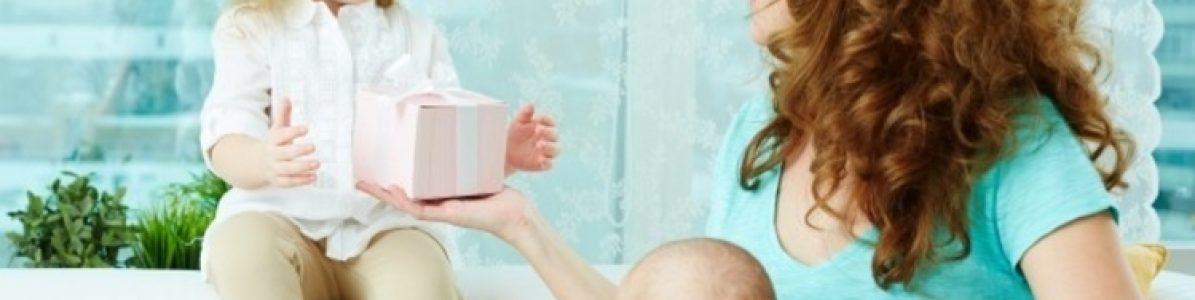 O que dar de presente para bebês de 1 a 2 anos?