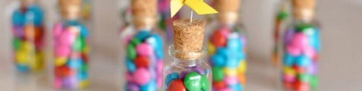 5 ideias de lembrancinhas para aniversário de criança