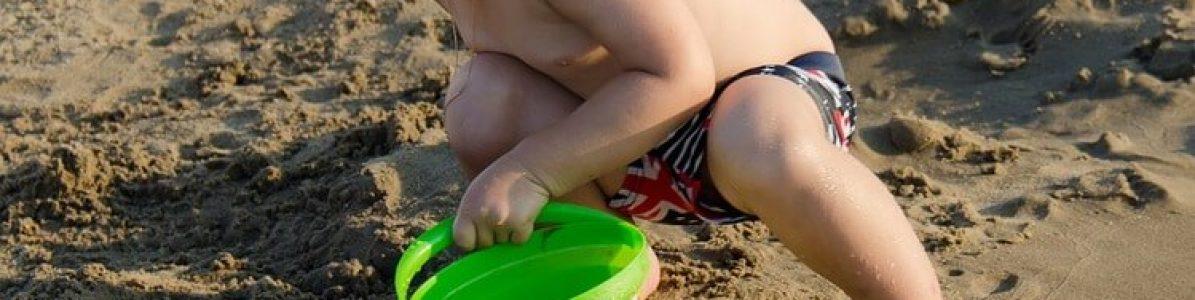 Checklist: o que levar para a praia com crianças?
