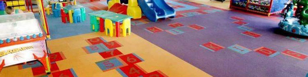 Como montar um centro de recreação infantil