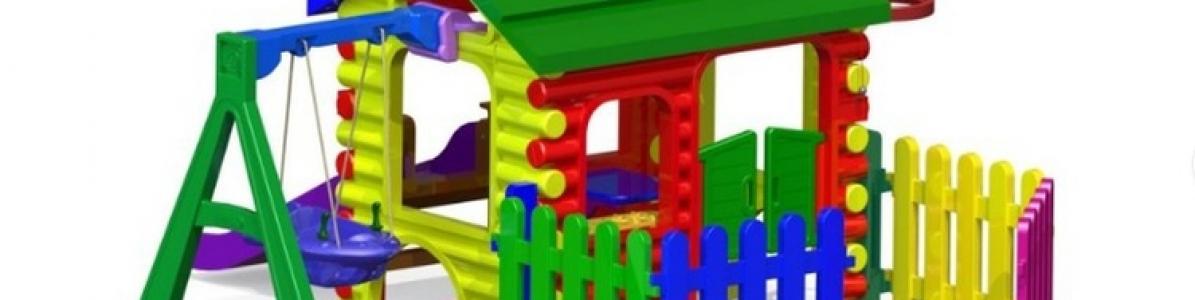 Casinhas para Playground