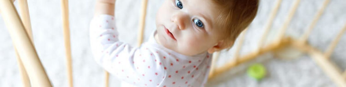 5 motivos para você contar com um cercadinho para bebês