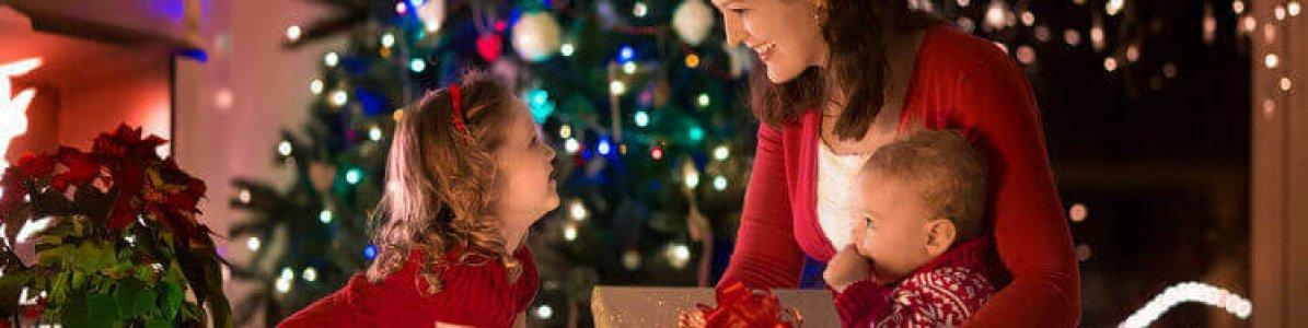 Sugestões de presentes de Natal para crianças de todas as idades