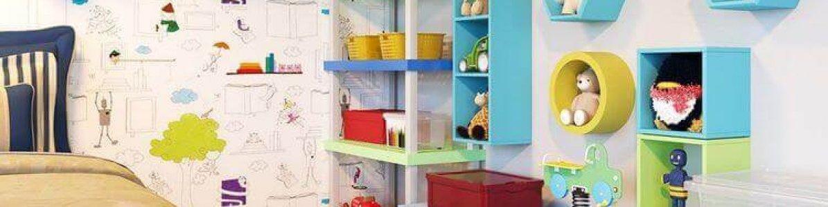 Como organizar brinquedos no quarto: 4 dicas práticas!
