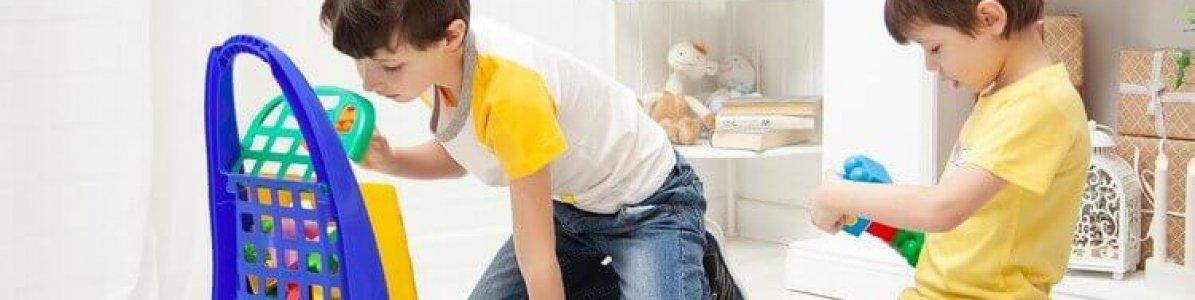 Como ensinar criança a arrumar o quarto