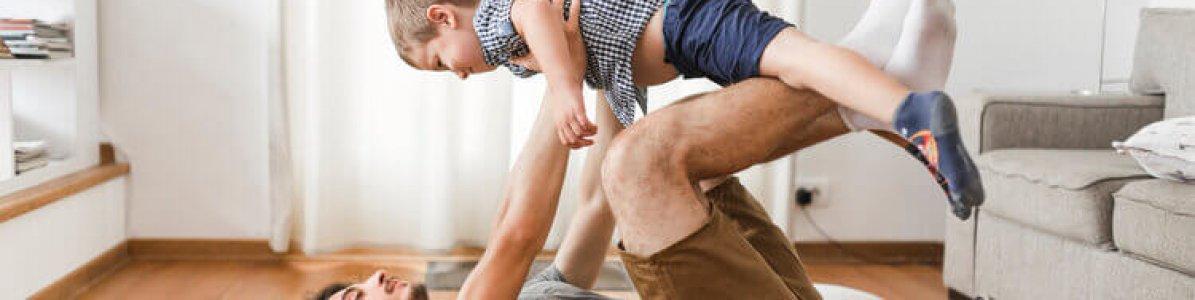 Vai trabalhar com as crianças em casa?  7 atividades para fazer com elas!