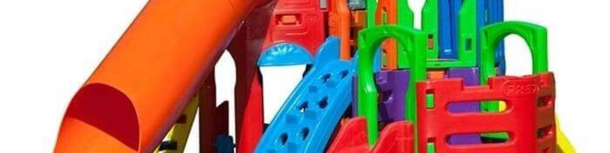 Como escolher um playground para creche