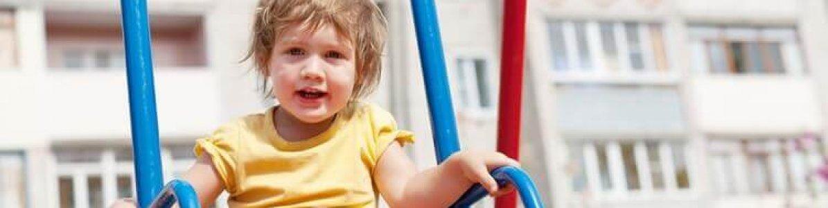 Modelos de playground infantil 3 em 1