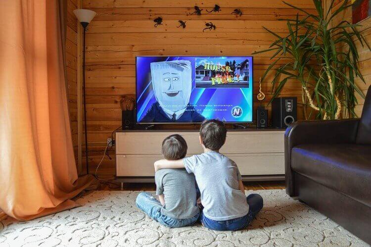 Netflix para crianças
