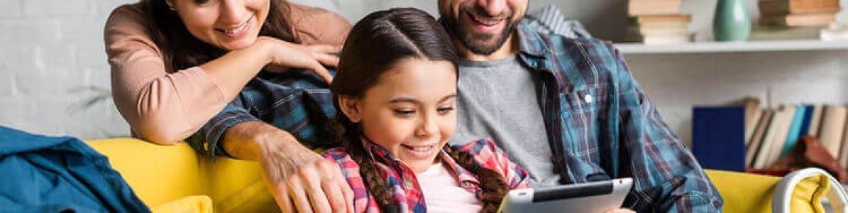 Descubra quais são os melhores jogos de tablet para as crianças