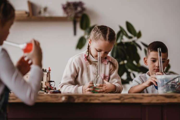 Ciências para crianças