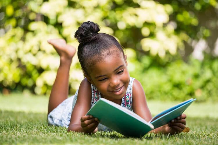 Leitura criança