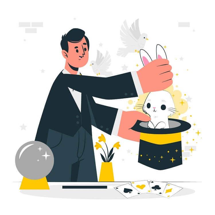 Aprenda truques de mágica muito divertidos para as crianças