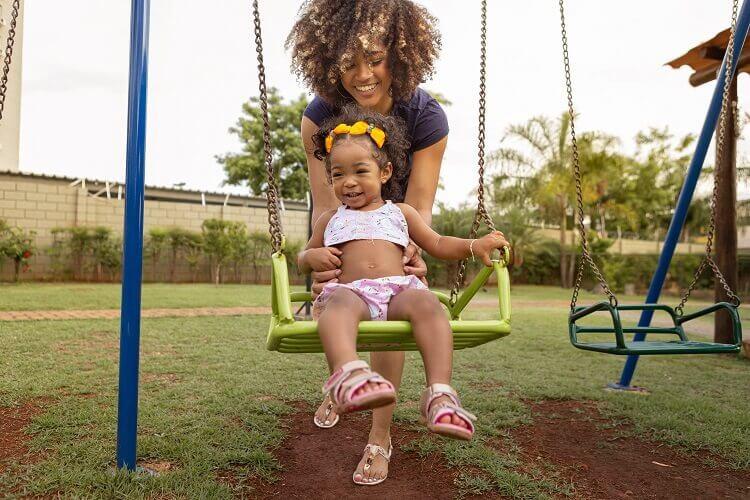 Conheça todos os benefícios do parque infantil para as crianças