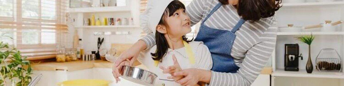 3 receitas divertidas para fazer com as crianças