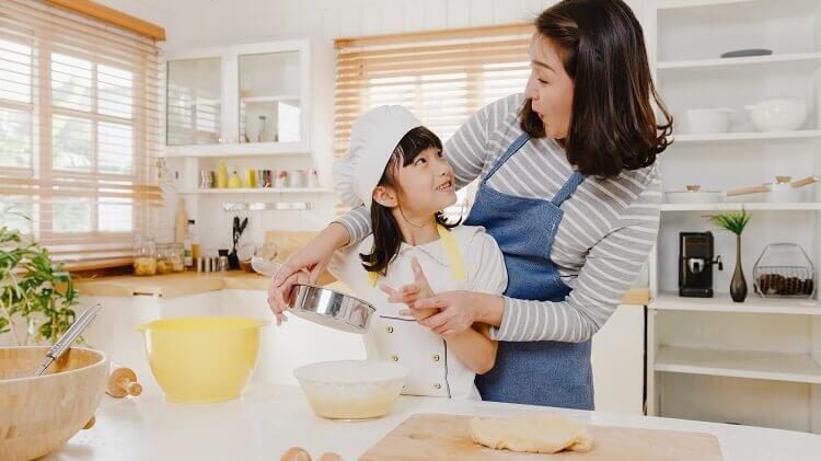 Conheça ótimas receitas para fazer com as crianças